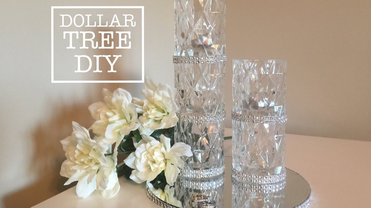 DIY Centerpieces | Dollar Tree DIY Decoration ideas ...