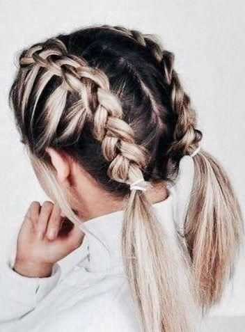 29 french braid ideas for short hair that make you say