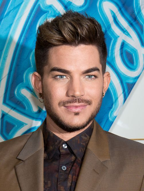 Adam Lambert attends the 'American Idol XIV' Photo Call at New York Marriott Brooklyn Bridge on September 17, 2014 in the Brooklyn borough of New York City. (Photo by Noam Galai/FilmMagic)