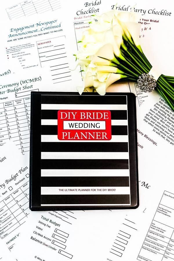 The Best Ultimate Wedding Planner (126 Pages) Discount