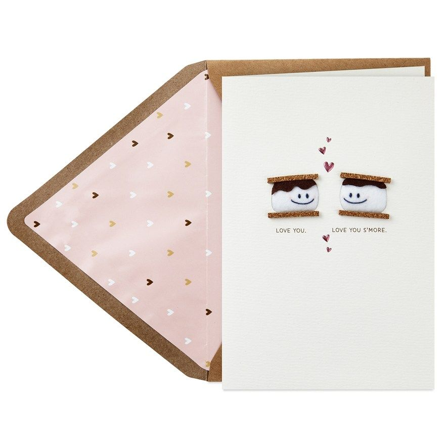 Hallmark signature valentines day card for significant