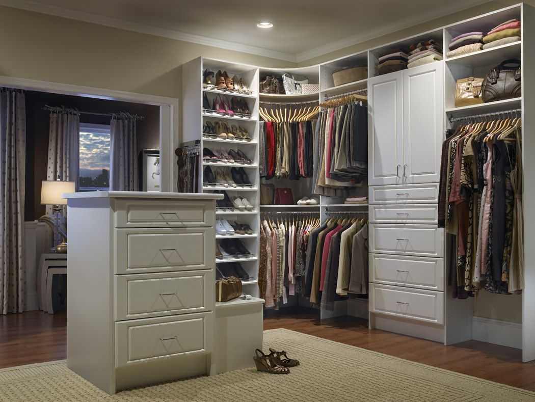 17 best images about master closet ideas on pinterestshelves - Custom Closet Design Ideas