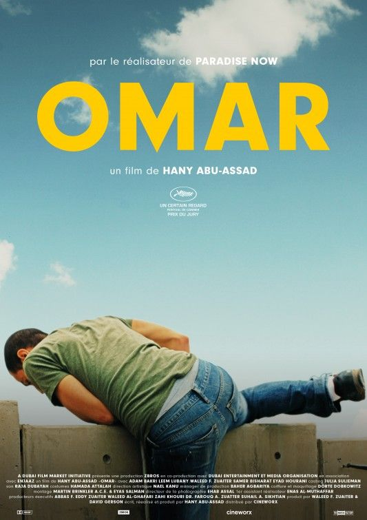 Omar Movie Poster: The Best Top 10 Arabic Movies on Netflix