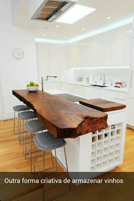 Ilha para cozinha
