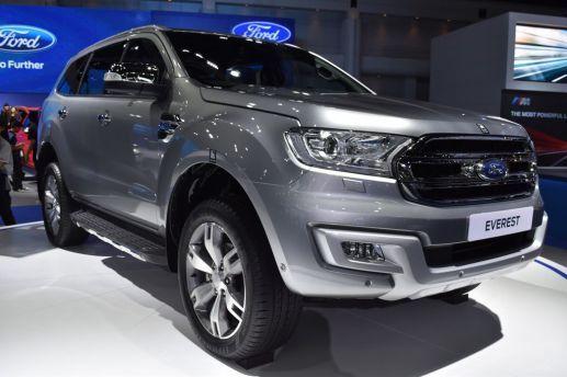 Ford Everest 2017 có giá chỉ 914 triệu VNĐ