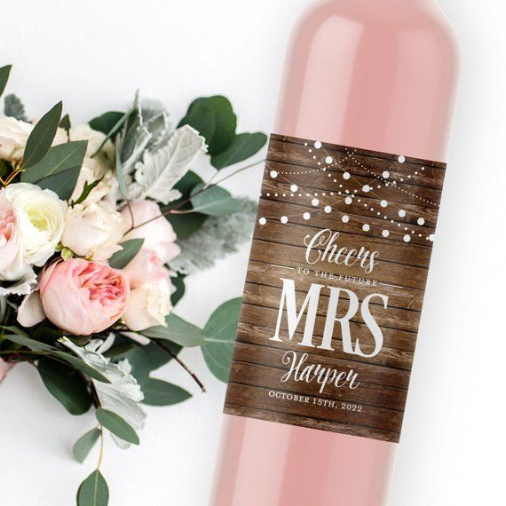custom bridal shower wine labels bridal shower party favors shower wine labels personalized wine labels bridal shower labels cl101