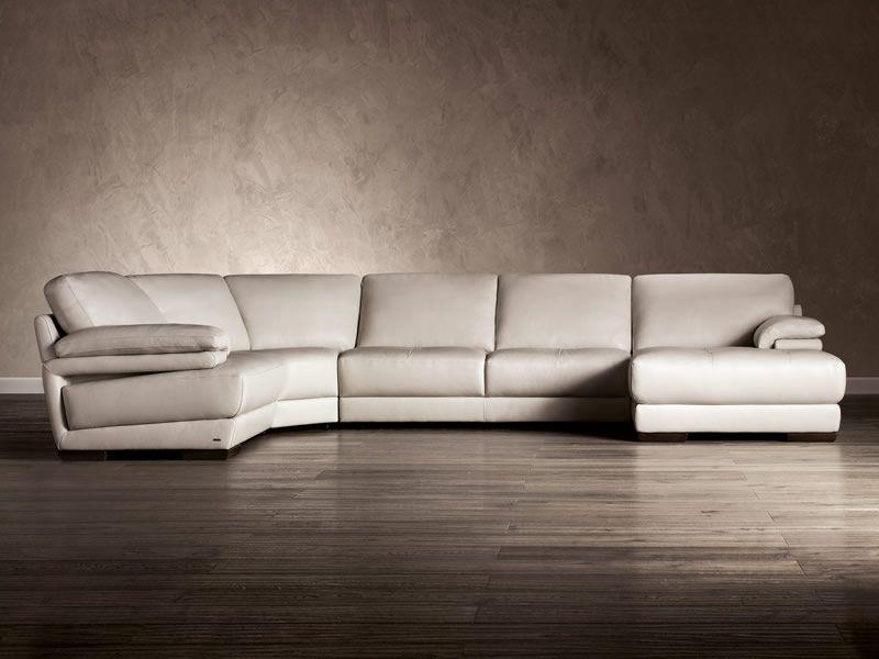 Beautiful Set Italian Leather Sofa Leather Sectional Natuzzi