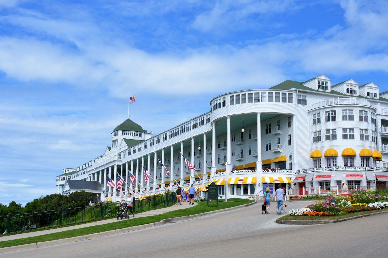 Grand Hotel Mackinac Island 5 Star Award Winning Hotel Grand Hotel Mackinac Island Mackinac Island Grand Hotel