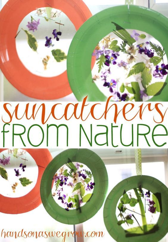 16 christian nature crafts