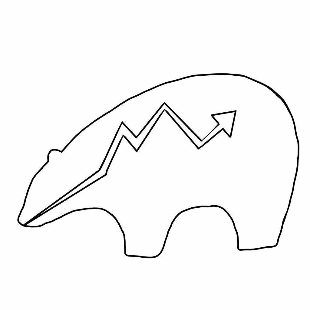 Zuni Bear By Annewolfsrain Inspiration Pinterest Bear Art