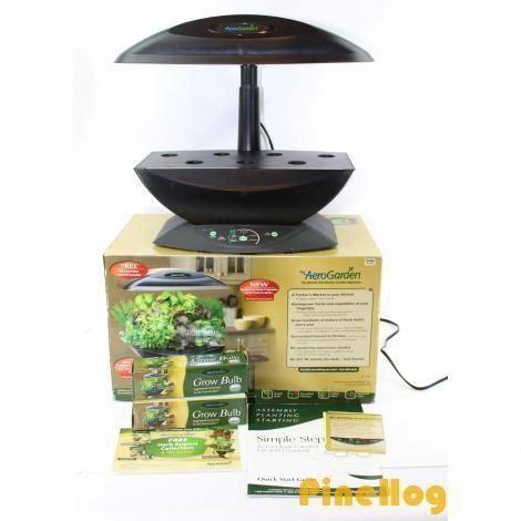 For Sale Miraclegro Aerogarden Indoor Garden System 7 400 x 300