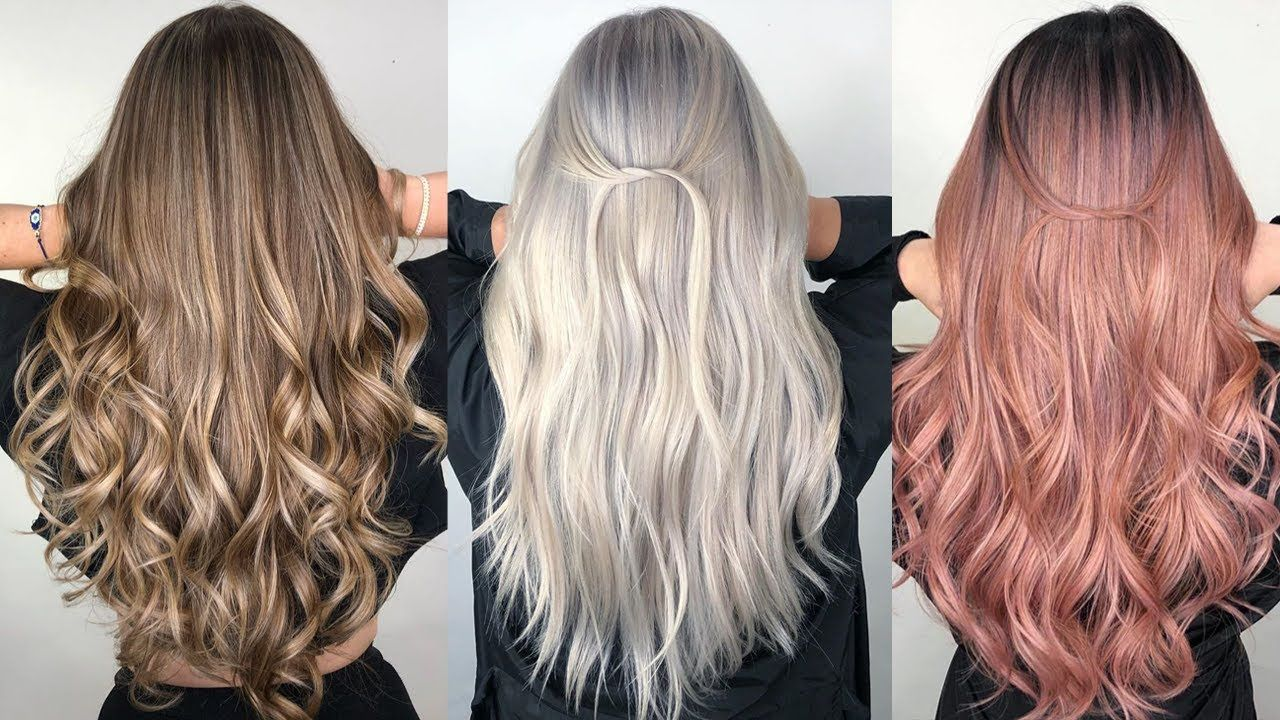 أفضل ألوان صبغات الشعر 2021 خلي الكل ينبهر فيك أجمل ألوان صبغات الشعر 2021 Hair Hair Styles Beauty