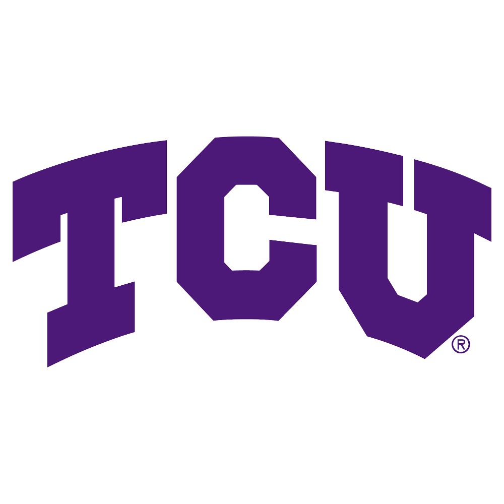 Tcu Logo Texas Christian University Texas Christian University College Logo Tcu