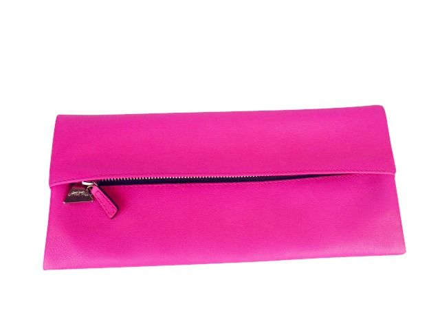 Stuart Hot Pink Leather Long Clutch Bag   New brand   Pinterest ...