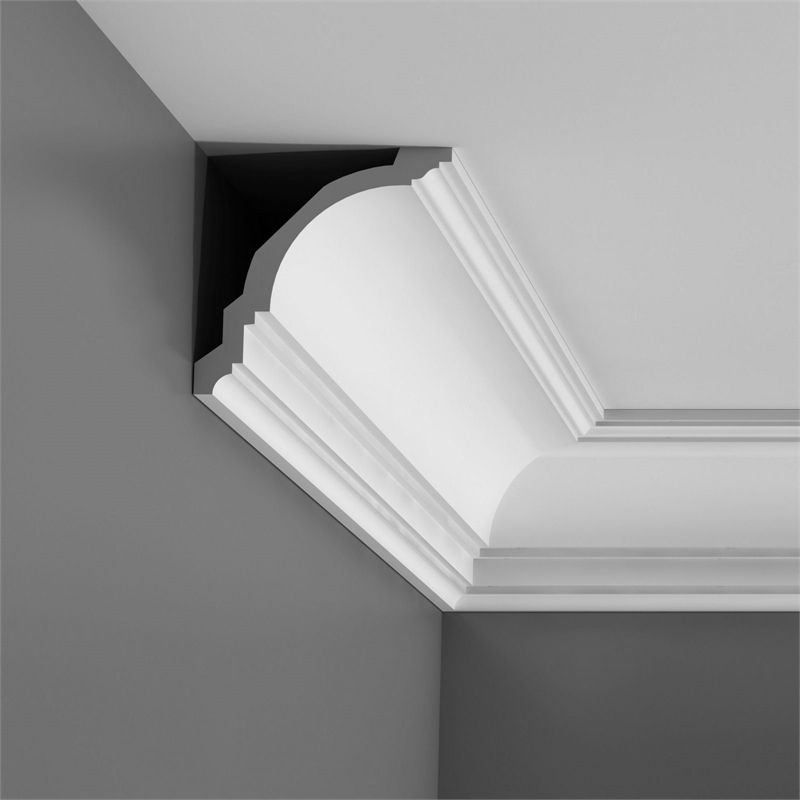 Find Oregon Coving Length - White - 12 x 200cm at Homebase. Visit your local