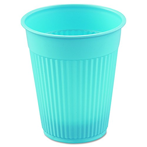 Amazon Com Solo Mbpcf5 00023 5 Oz Blue Fluted Plastic Medical Cup Case Of 1000 Industrial Scientific Medical Cup Plastic
