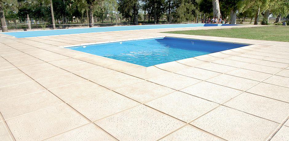 bordes y pisos atrmicos para piscinas patio by culzoni - Bordes De Piscinas