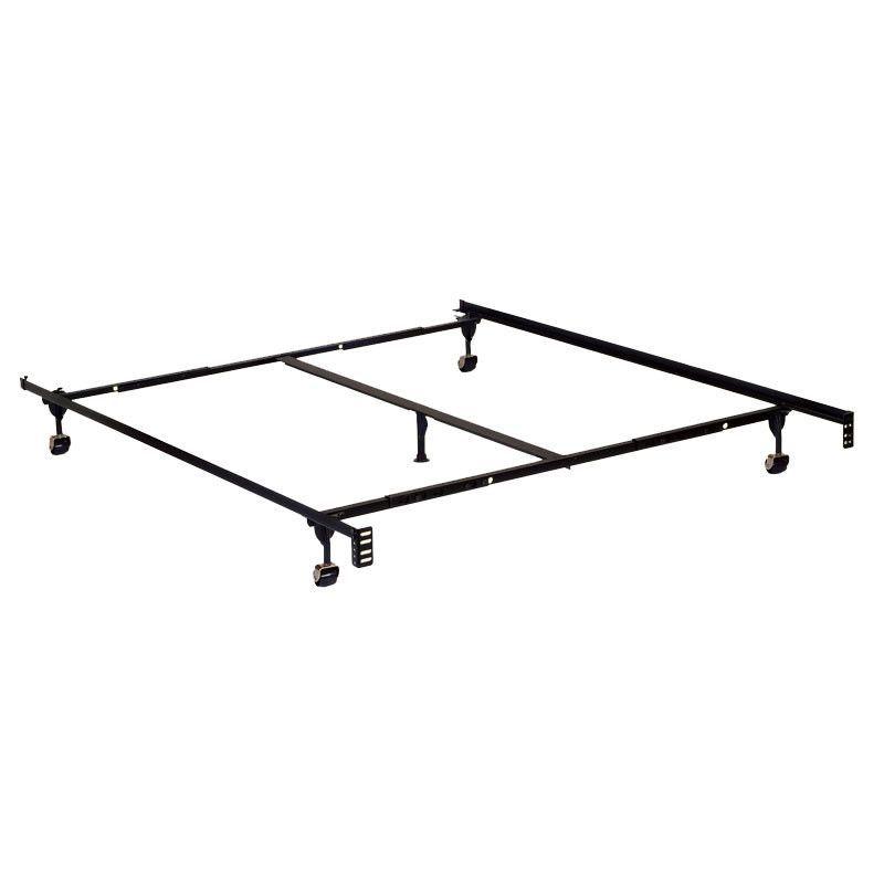 Adjustable Metal Mattress Frame | Mattress frame, Mattress and Products
