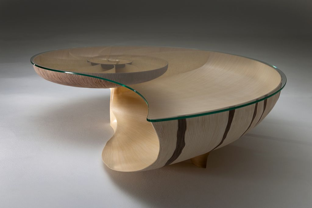 Schön Amazing Furniture By Marc Fish: Mollusque And Nautilus II