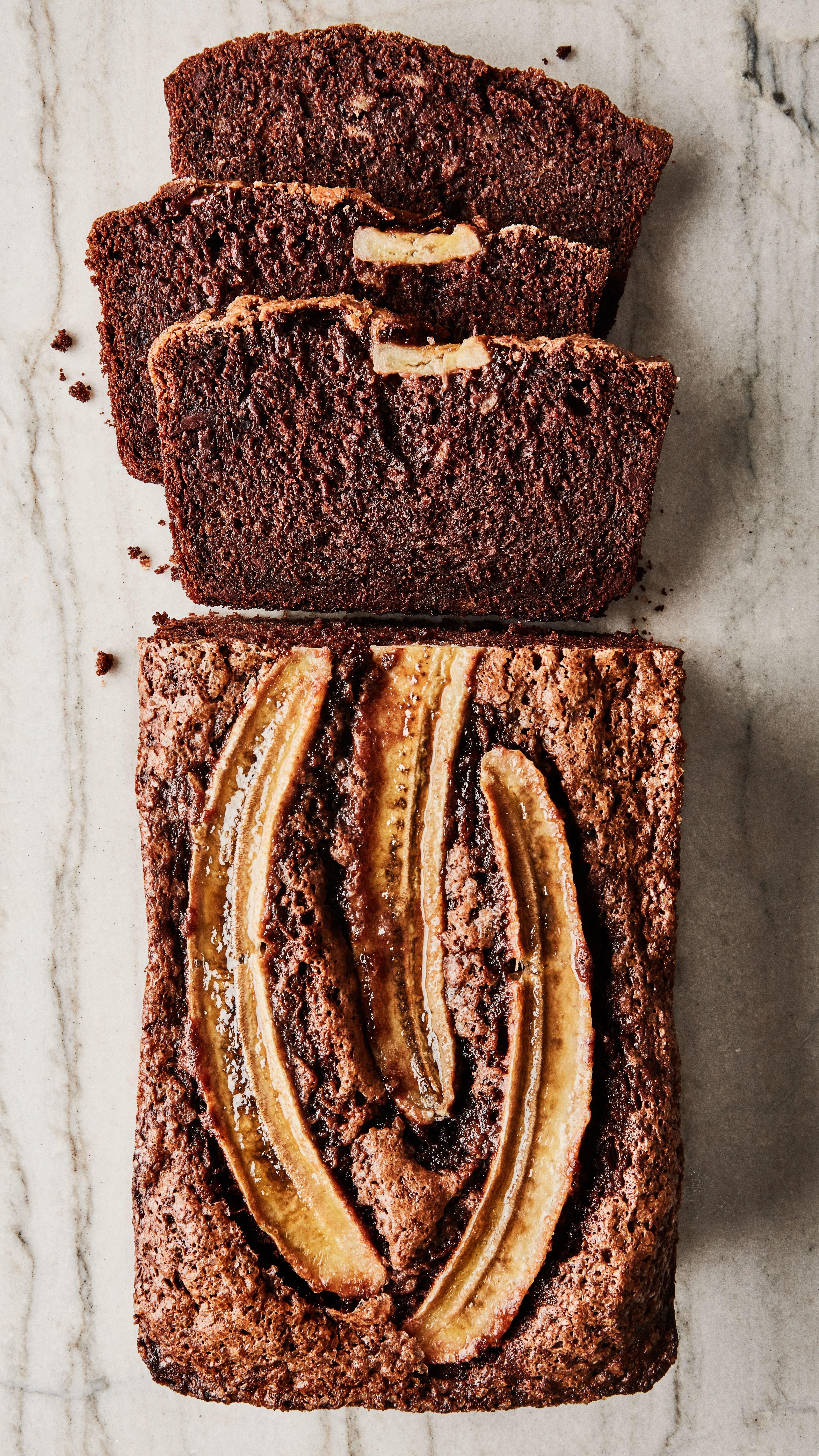 What to Bake This Weekend: Blackout Chocolate Banana Bread ...