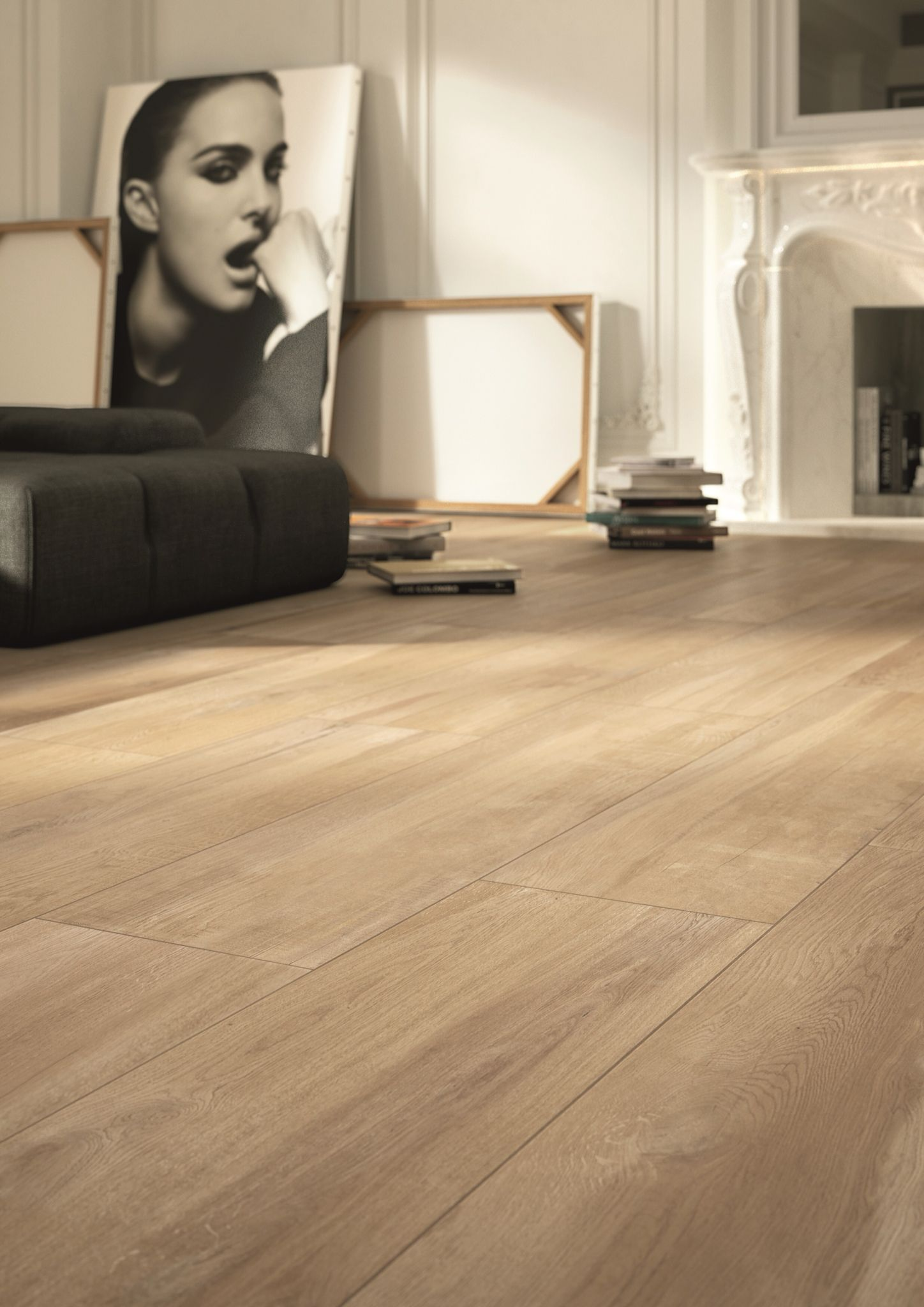 Argenteno Maple Porcelain Planks Stunning wood effect