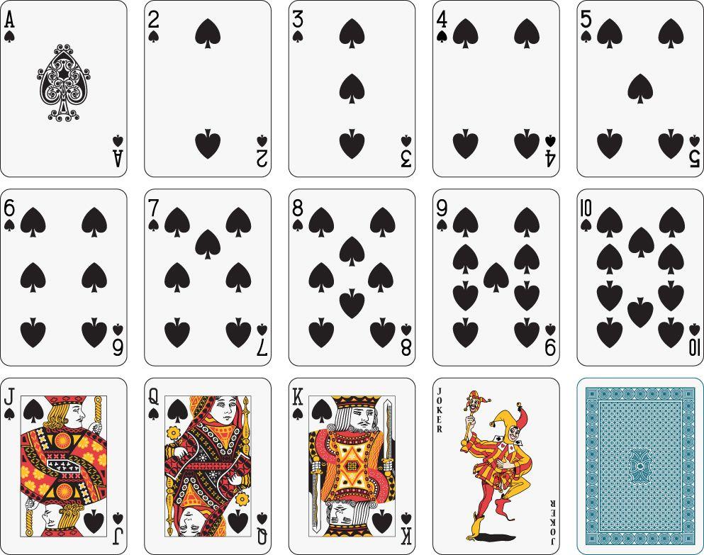 Image Result For Gambar Kartu Remi Komplit Inspiring Games Cards