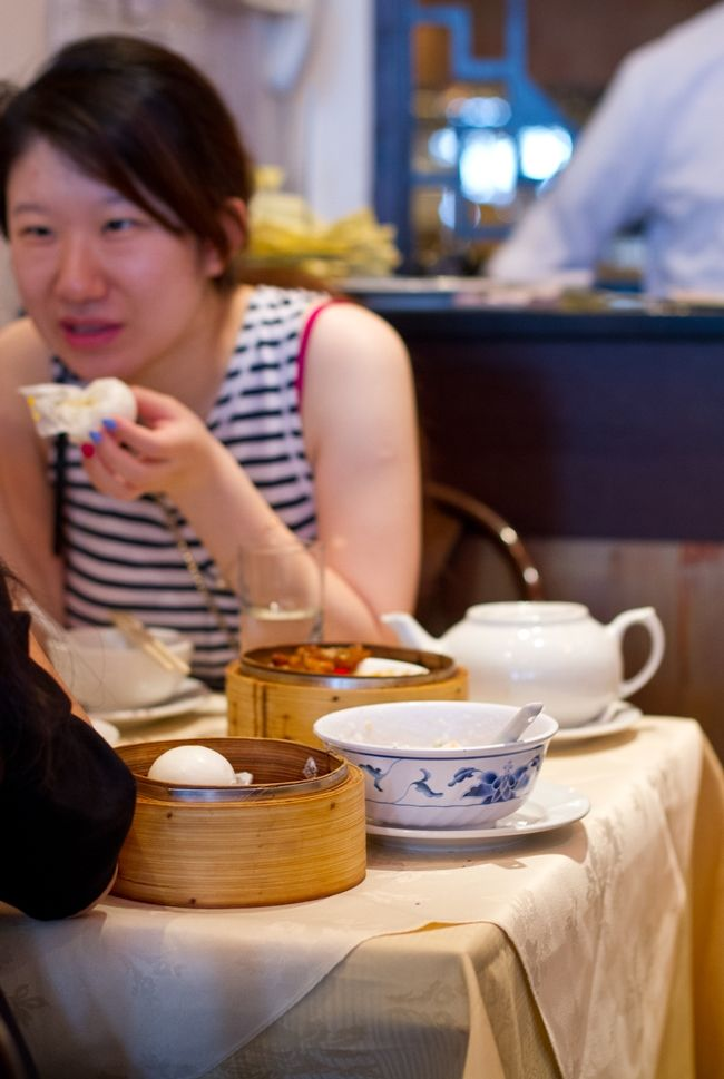 In the mood for a dim sum marathon in London? I know just the place for it!