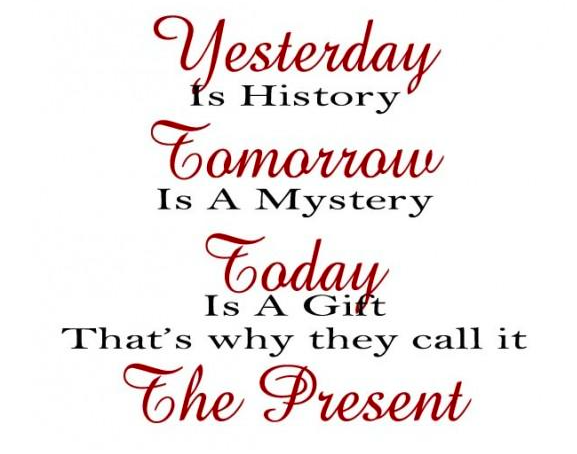 Leave The Past Today Life Begins Be Present Quotes Past Quotes Inspirational Quotes