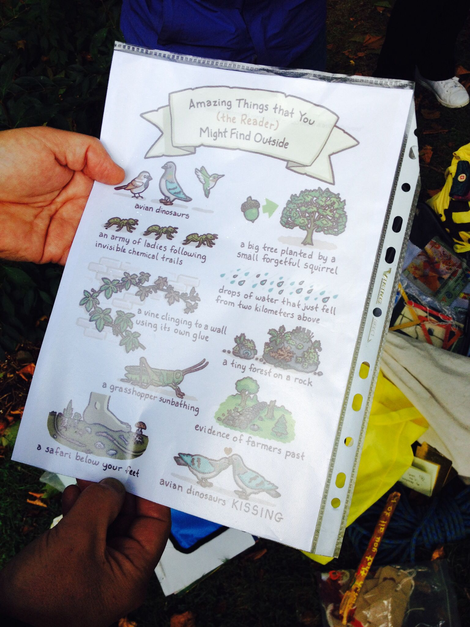 Loads of ideas around creative maps & writing #outdoorlearning #primary