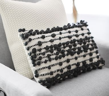 Chunky Loop Pillow Products In 2019 Pottery Barn Kids