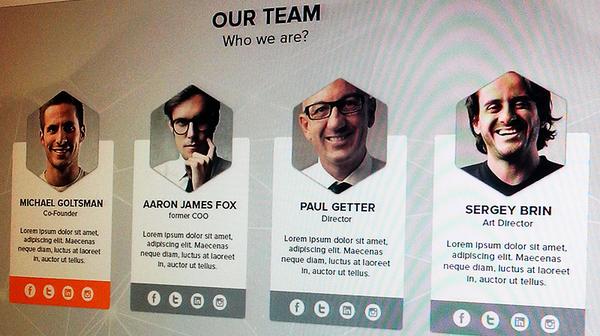 Web Page Design Ideas css3 buttons Team Page Design Inspiration 6 Web About Us Pinterest Design Inspiration Page Design And Inspiration