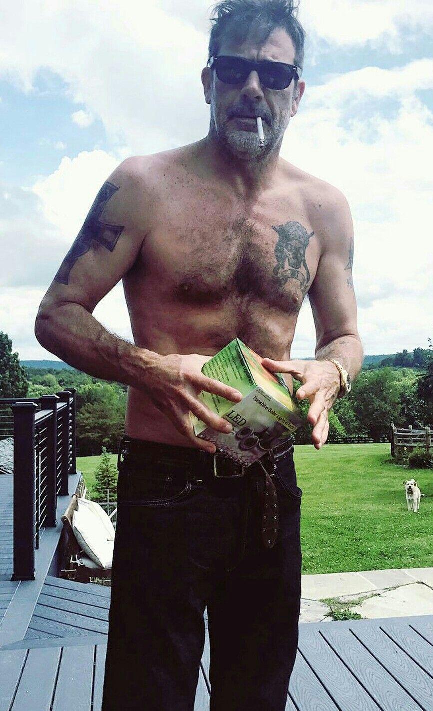 TOMMIE: Dean jeffrey morgan naked