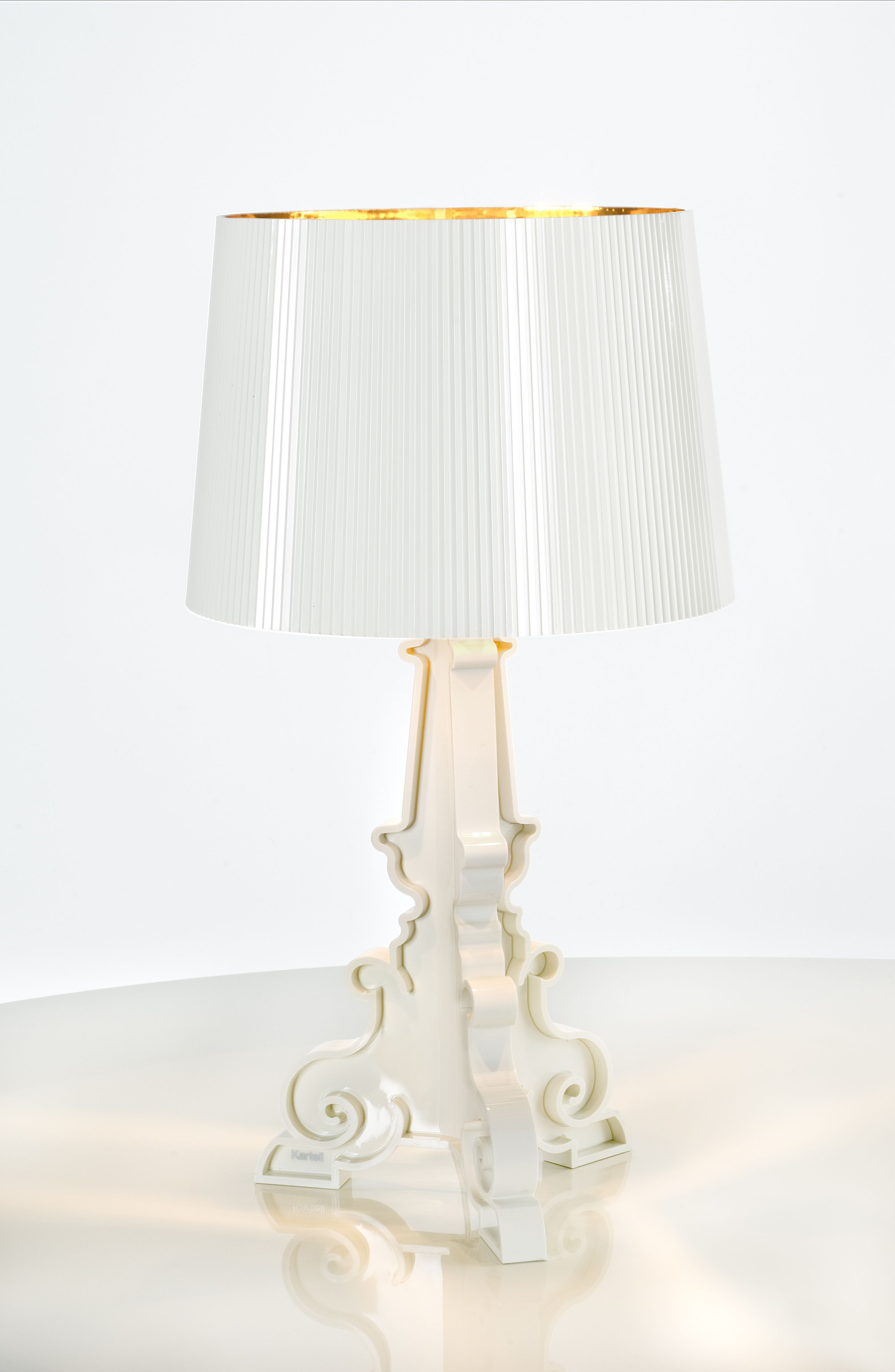 Bourgie by Kartell | Bourgie lamp, Bourgie, Kartell