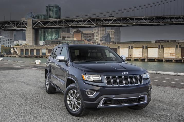 2015 Jeep Grand Cherokee EcoDiesel Towing Capacity And Fuel Economy Ratings