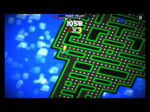 Let's Play PAC MAN 256 - Android GamePlay Trailer HD (ANDROID/IPAD/IPHON...