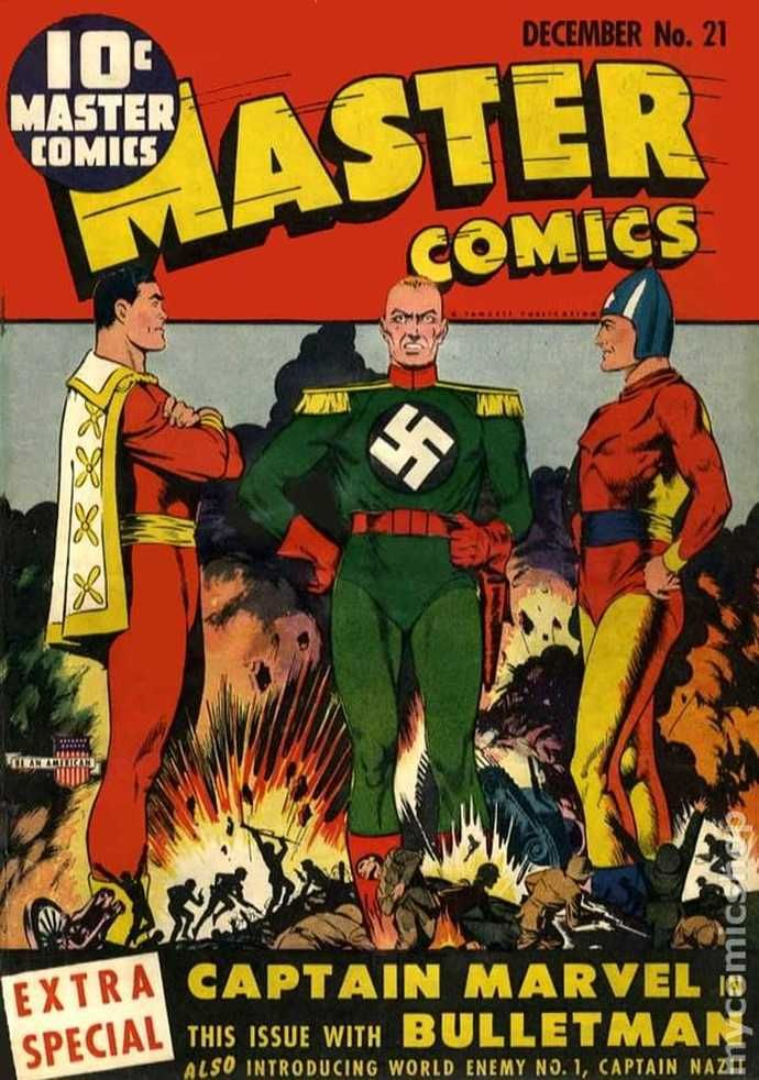 Exciting Comics #59: Classic Golden Age Comic 1948