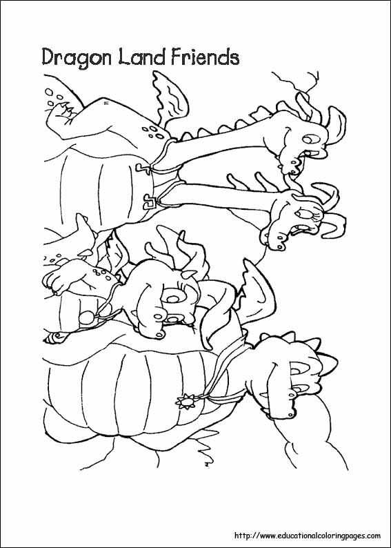Dragon Tales Coloring Pages!! | Fun for Boo! | Pinterest | Dragon ...