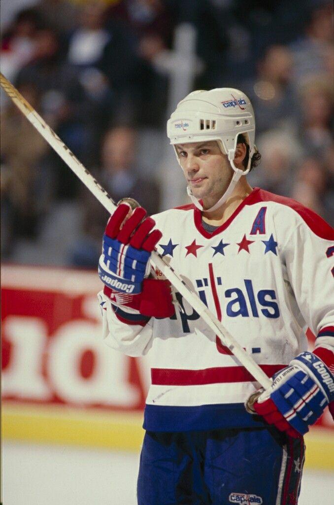 Dino Ciccarelli | Washington Capitals | NHL | Hockey | Capitals hockey, Nhl  players, Hockey world