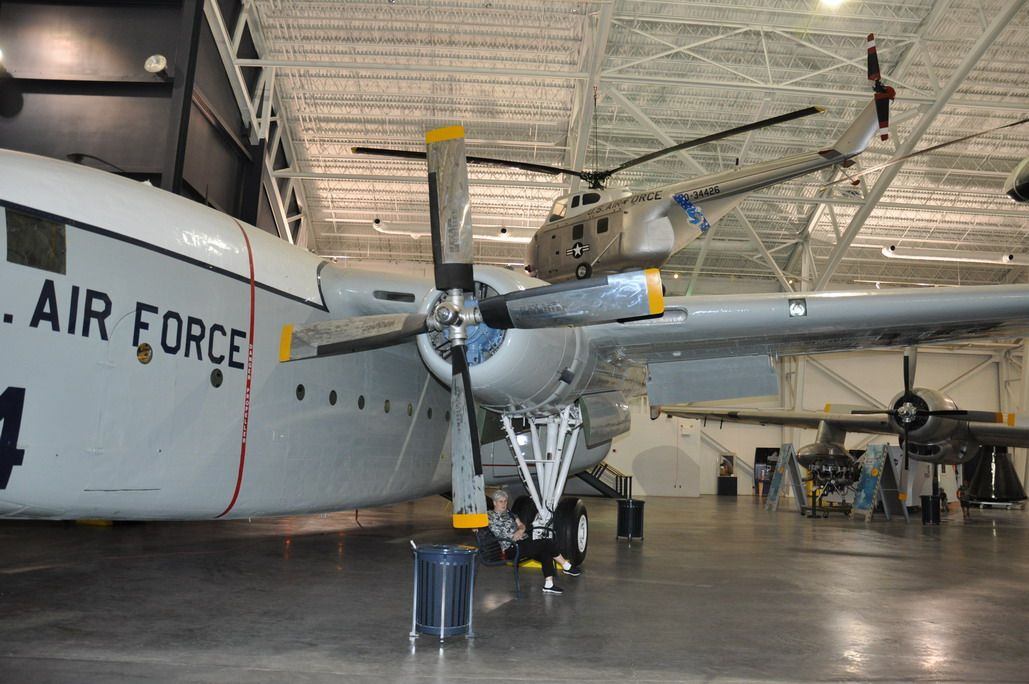 Fairchild C-119 Flying Boxcar | Aircraft-Military-Props ...
