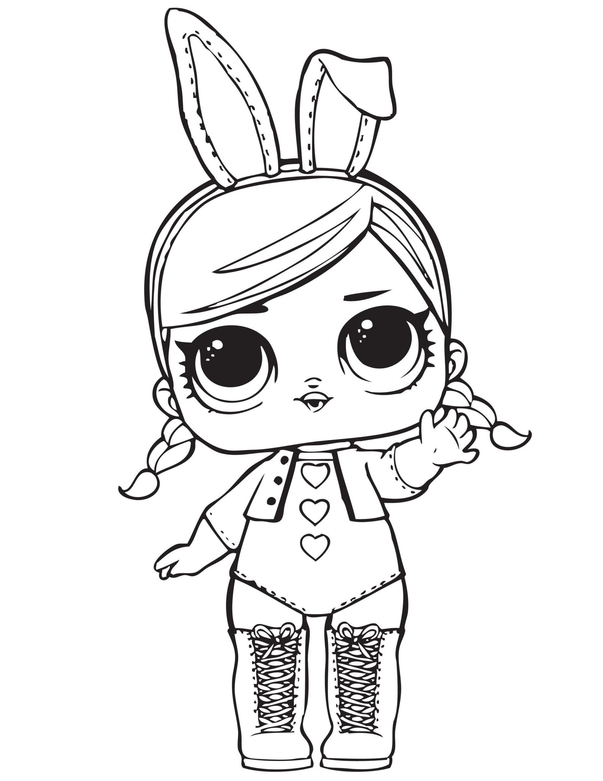16 Coloring Pages Lol Doll Animal Coloring Pages Unicorn Coloring Pages Cartoon Coloring Pages