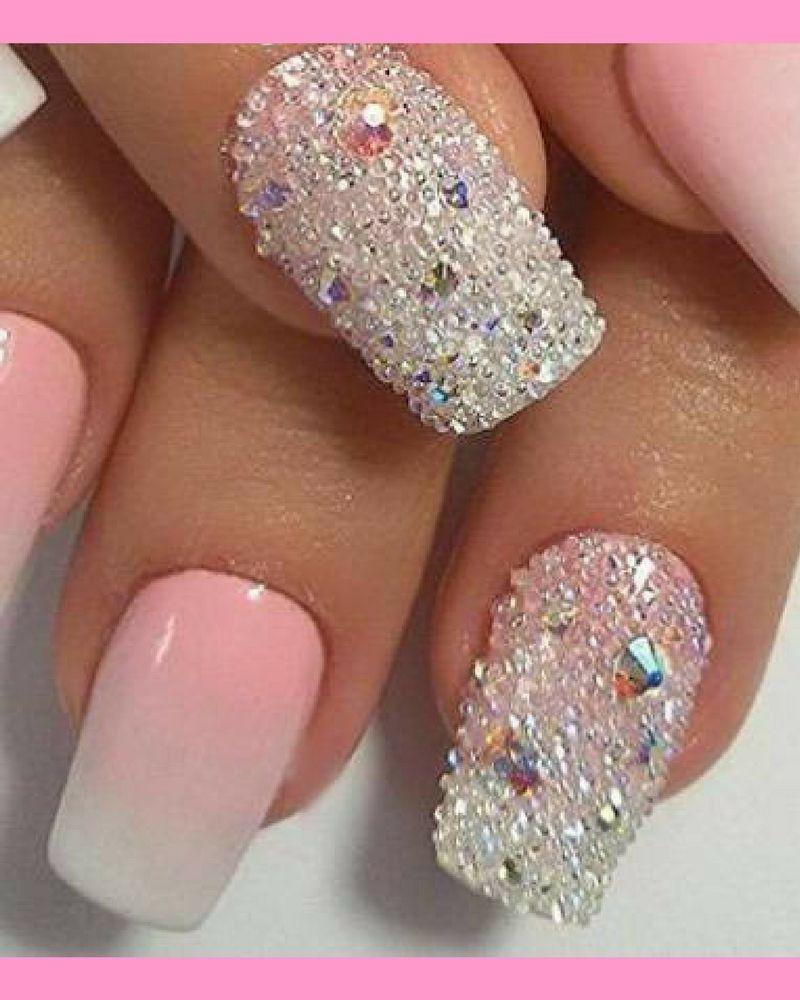 5f1a9f745 Swarovski crystal Pixie 3D nail art Micro Zircon Mini Rhinestones stone gems  #nails #nailart