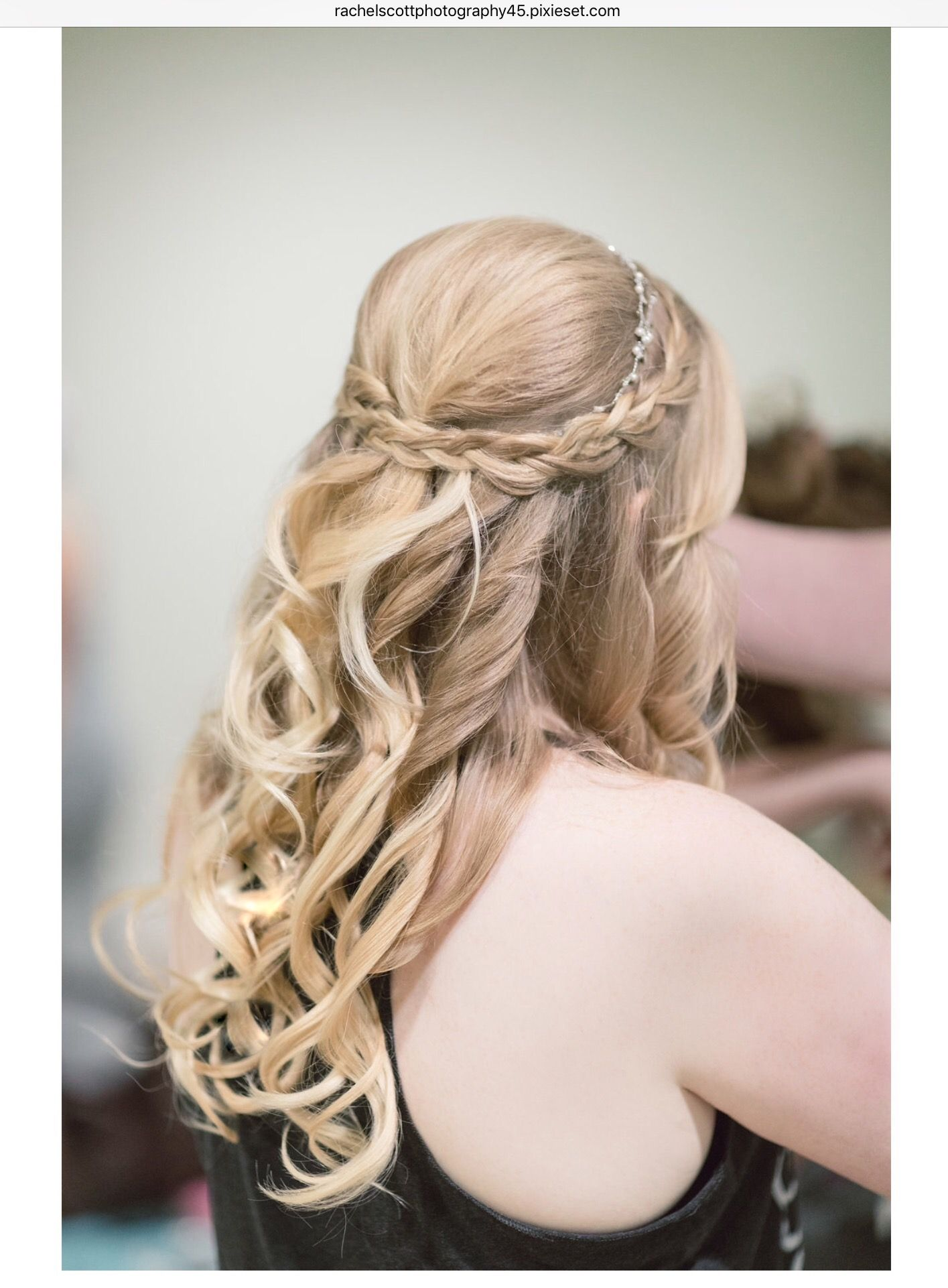 Pin by American Belle on Wedding Hairstyles