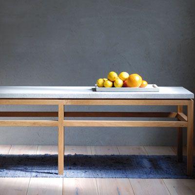 GAD u2013 möbler från Gotland » BLÄSE u2013 med kalksten eller granit - granit f r k chenplatten