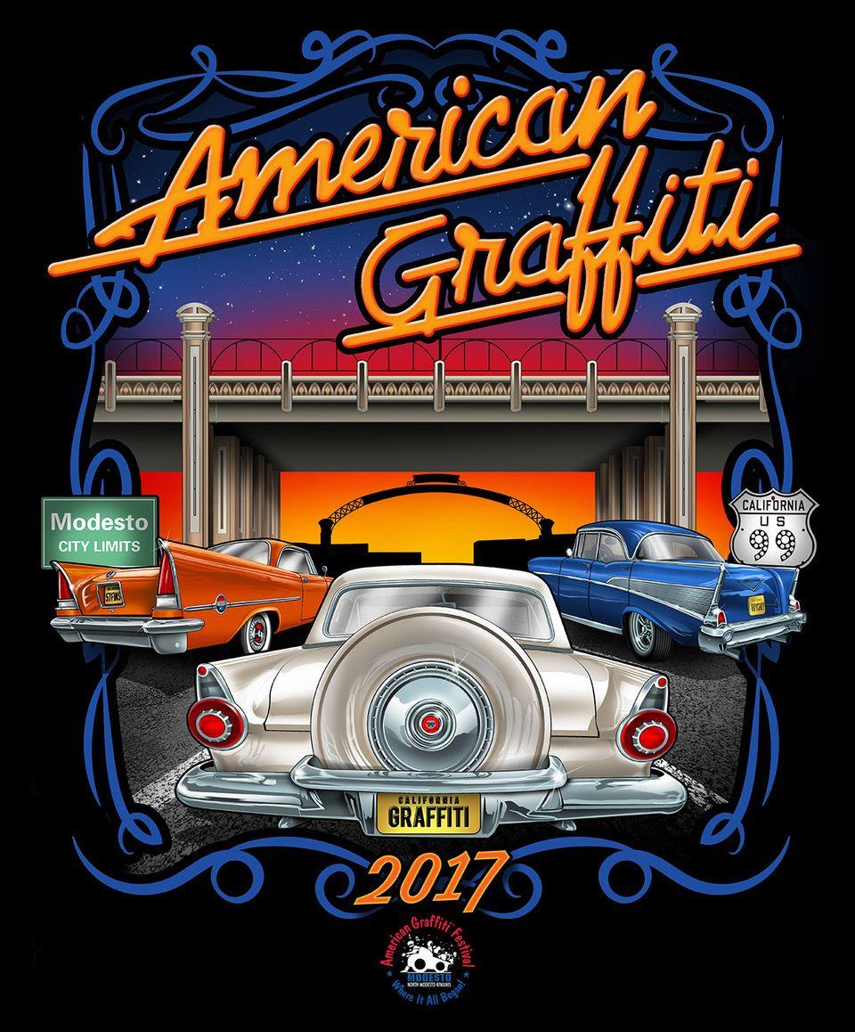 American Graffiti Festival by the North Modesto Kiwanis Club | American Graffiti Festivals ...