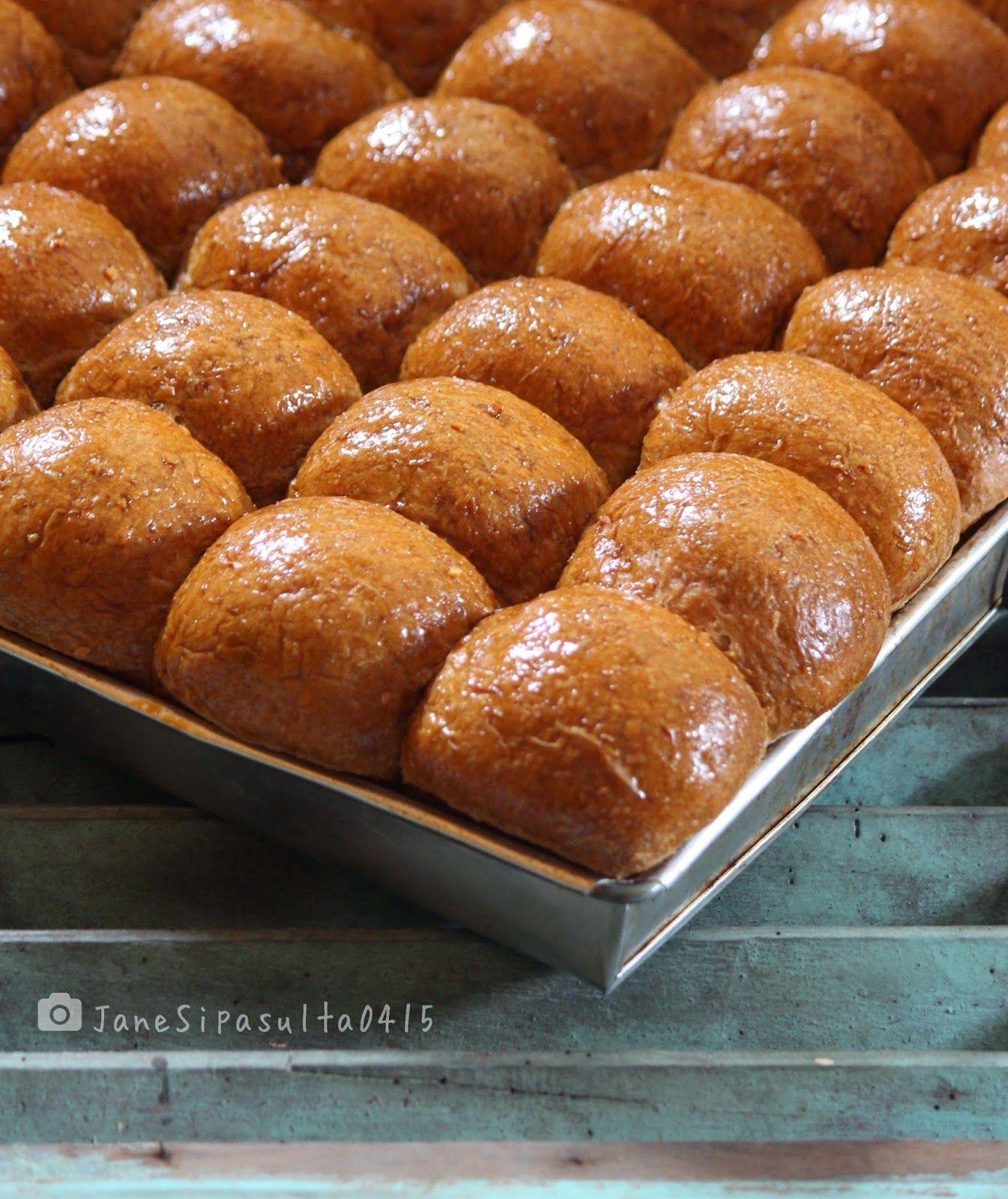 Jane S Kitchen Ampas Terigu Makanan Roti Hot Dog Gula Aren