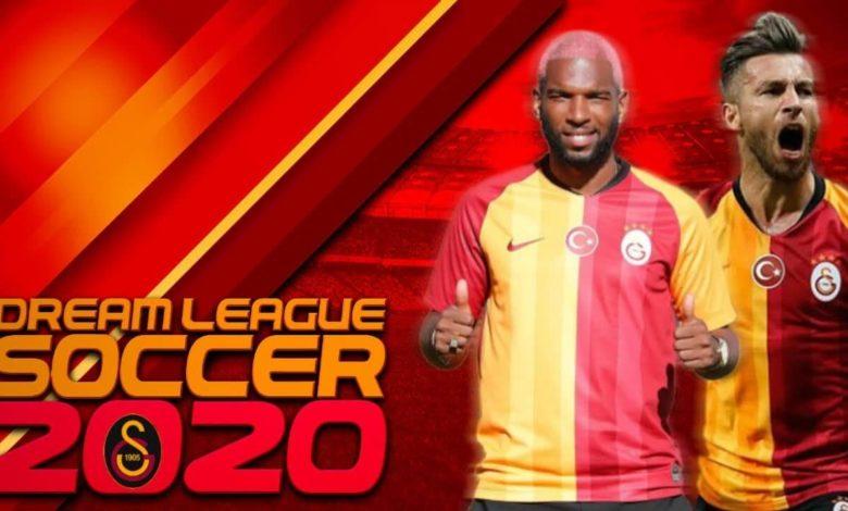 Dream League Soccer 2020 (Dls) Galatasaray Modu Apk İndir