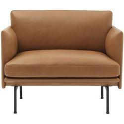 Linear rectangular table / steel – 200 x 75 cm – Muuto – Black MuutoMuuto