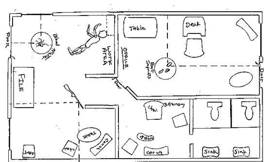 Pin On Crime Scene Sketch