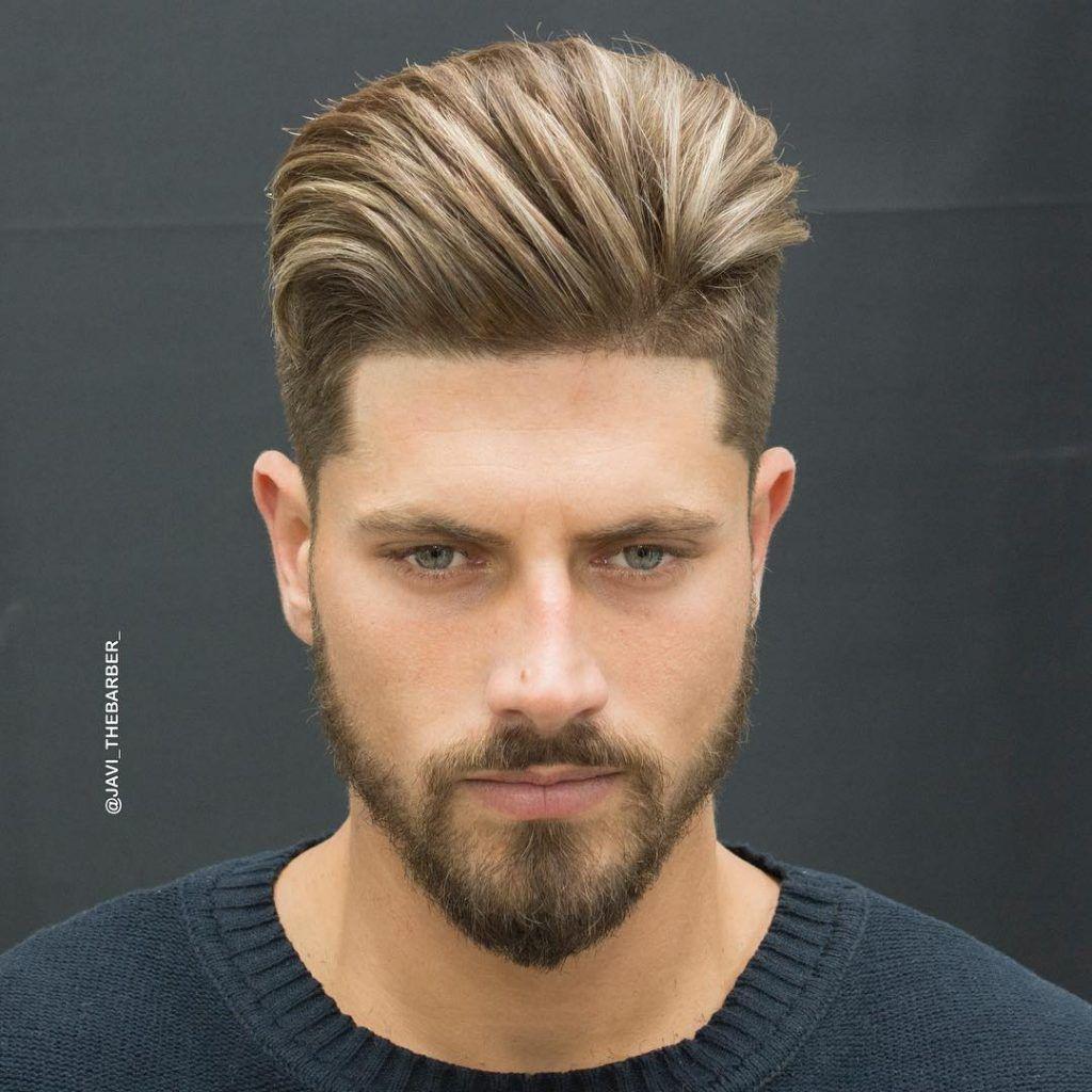New Hairstyles For Men 80 New Hairstyles For Men 2018 Update  Pinterest  Men Hairstyles