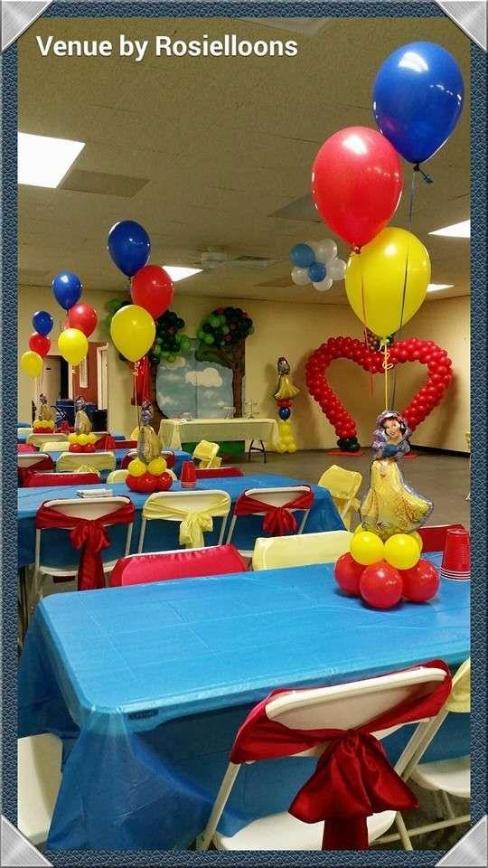 Snow White Birthday Party Ideas Snow White Birthday Party Snow